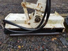 wose Compact Tractor Hedge / Grass Side arm Flail